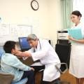 外斜視は早期であれば治すことが出来ます。生後半年を過ぎたら眼科へ!