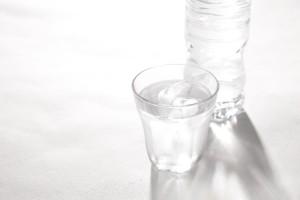 十分な水分摂取も意識して行う
