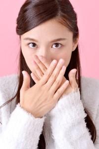 きつい体臭や口臭の原因になることも
