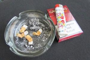 煙草は百害あって一利なし