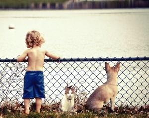 子供は免疫力が低く破傷風などにかかりやすいので注意