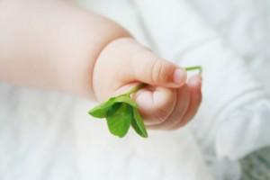 赤ちゃんのあせもとよく似た乳児湿疹