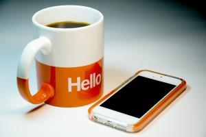 スマホやカフェインは神経を覚まさせます