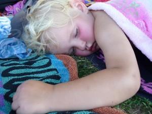 夜驚症は子供や幼児の睡眠障害