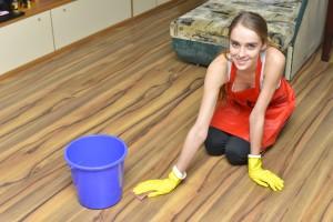 床拭き掃除は、なるべく毎日行うようにしましょう