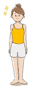足の筋肉をつけて外反母趾予防