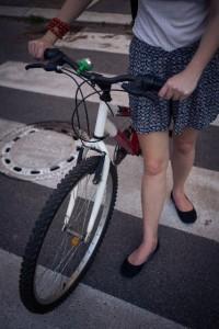 自転車ダイエットの効果で下半身の筋肉量がアップされる