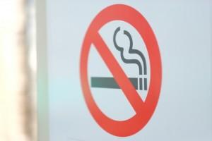 まず禁煙が基本