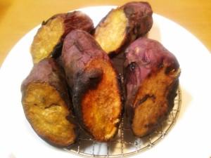 腸を健康にするサツマイモ