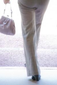 内股歩きで垂れ尻になった場合の改善法は?