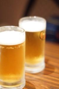 冷えたビールが内臓脂肪を増やす?!