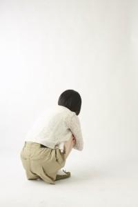 癒着の部分によって排便痛が伴う