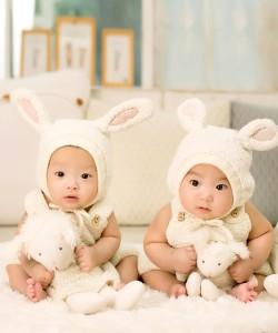 赤ちゃんの性別の見分け方と性別が分かる時期