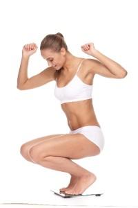 太ももあげ運動で太りにくい体質を作ろう!