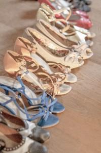 蒸れにくい靴を選ぶ