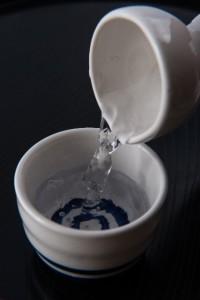 日本酒を使った入浴法