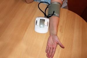 低血圧が原因のめまいも