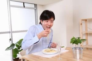 食べると胃痛が治まる