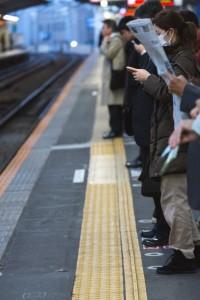 妊婦と満員電車の注意があるの?