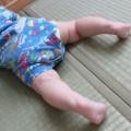 かわいそうでみてられない、乳児のあせも対処法などのまとめです。