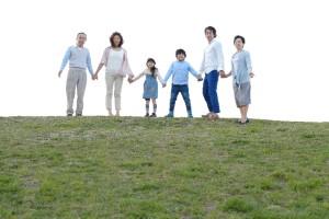 家族や周囲の人間関係も新たに築きましょう
