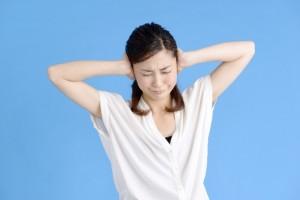耳の痛み・・・気圧の変化