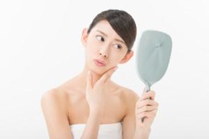 皮脂膜の効果を低下させる原因