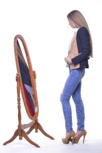 d21887122391ee87555738453900fd32_s mirror 全身鏡 姿見 ファッション fashion 女性 スタイル