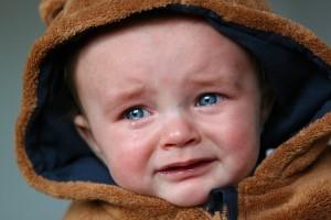 泣かないからと言ってすべてがサイレントベビーであると不安になる必要もありません