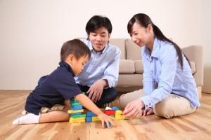 3歳を過ぎると、遊びの幅が広がるので、指しゃぶりの頻度も少なく