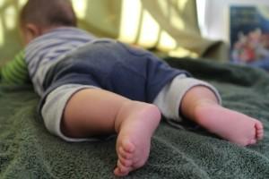 母乳やミルクだけの赤ちゃん