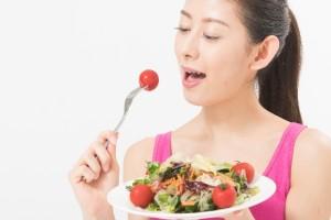 不定愁訴対策はバランスの良い食事