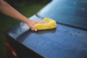 車を洗車するコツ