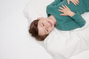 就寝中というのは咳が出やすい