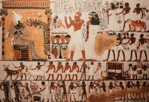タイガーナッツは古代エジプトの遺跡からも発見されています