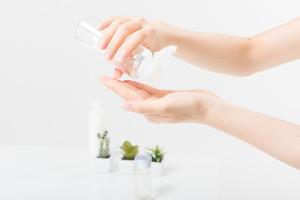 肌を清潔に保つ