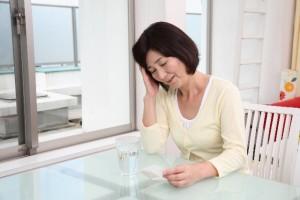 肝臓がんでは疲れやすさやめまいなどの症状もよく見られます