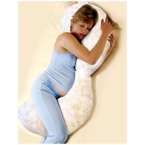 出典:「シムスの体位に近い姿勢になる抱き枕」パラニーニョ
