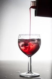 赤ワインにはポリフェノールたくさん