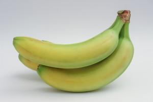 バナナなど胃腸にやさしく、軽いものを