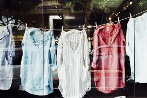 夏にアトピーには天然繊維の長袖が有効