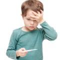 子供の高熱、焦らないで!高熱を出した時の対処法