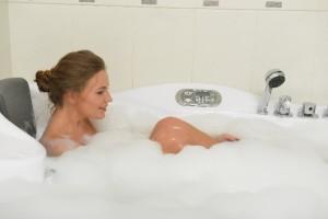からだを温めるために大切なのが、毎日の入浴習慣です