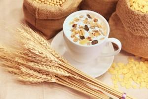 ミスカルは牛乳や豆乳に混ぜるのがおすすめ