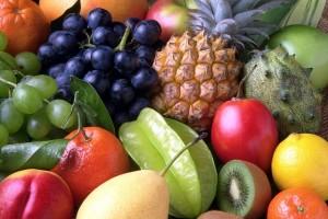 野菜も果物も食前に