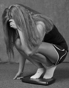 急な体重増加もくるぶしの痛みの原因です