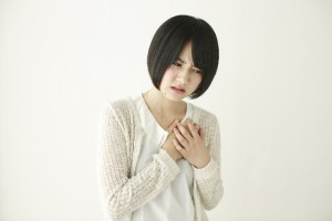 心臓病による急な胸のドキドキ