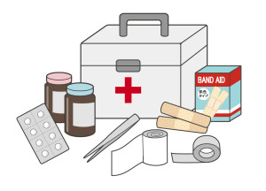 救急箱の中の古い薬。まだ使えるのでしょうか?