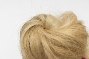 髪の毛の質の変化