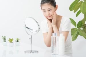 洗った後は、化粧水でしっかり保湿をしておきましょう